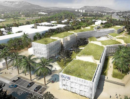 Technopole de la Mer à Ollioules : les réserves de Toulon @ Venir