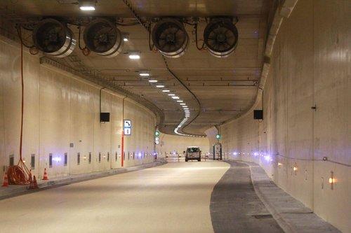 A57 Toulon – Un problème avec le second tube ?