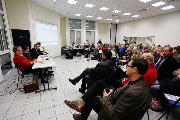 Toulon municipales : (1/3) Les Transports – Débat entre les candidats.