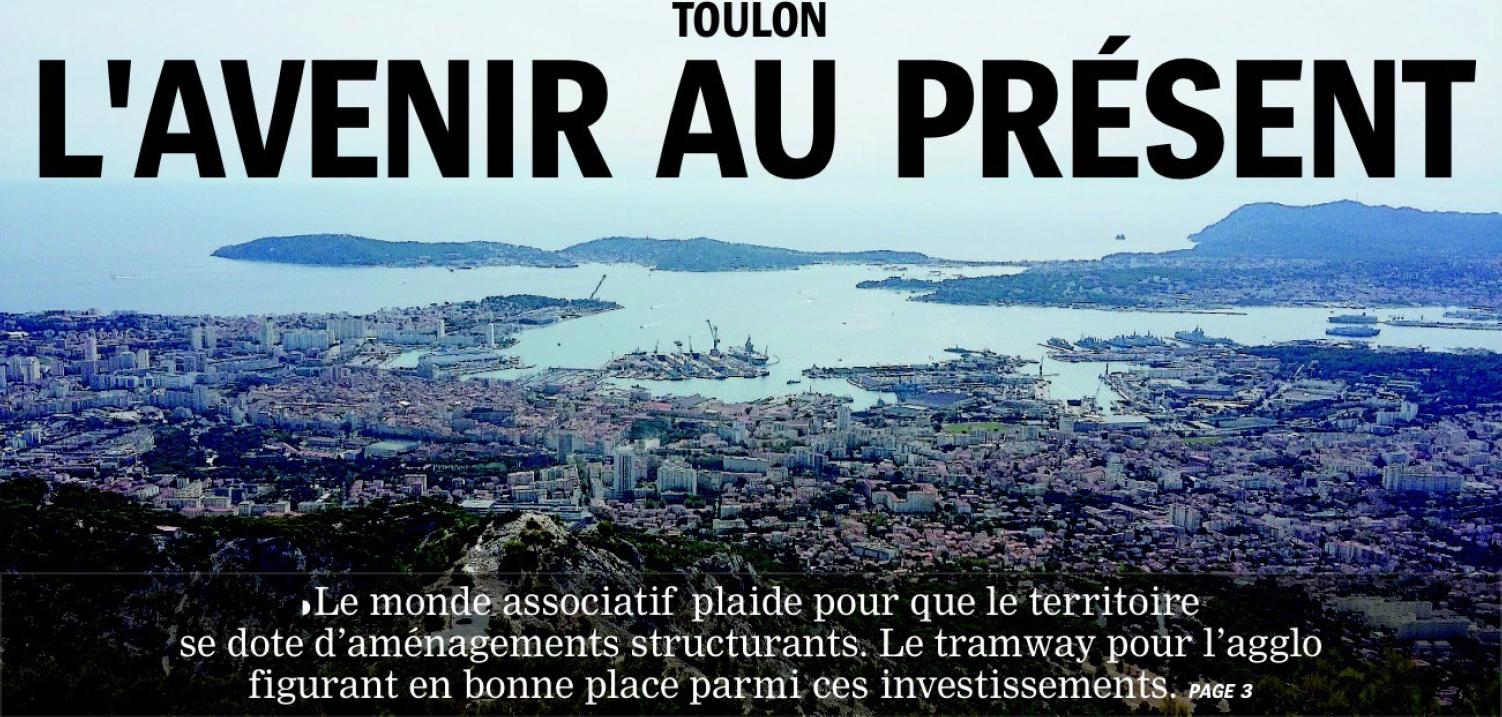 «Quand l'avenir se construit au présent» : La Marseillaise – Janvier 2015