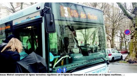 pare-brise de bus