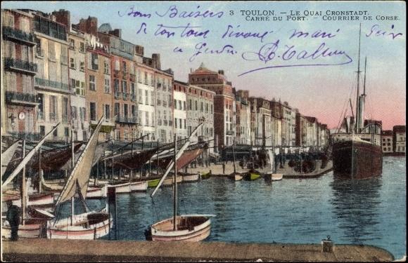Conférence-débat : Toulon de la guerre de 39-45 aux années 70 – Mardi 31 Mai à 18h30 – Foyer de la Place d'Armes à Toulon