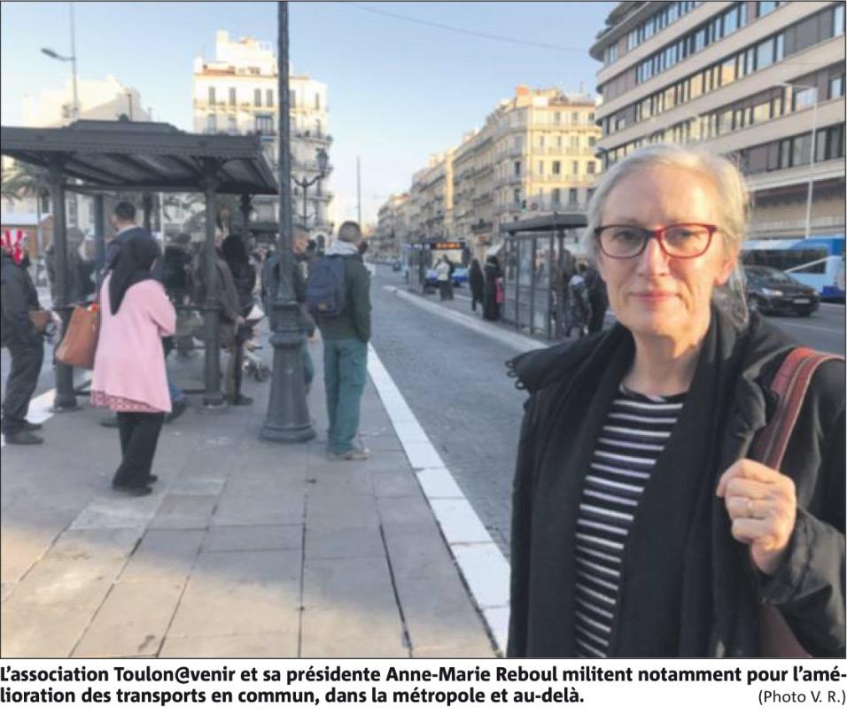 Toulon @ Venir se prononce sur le SCoT