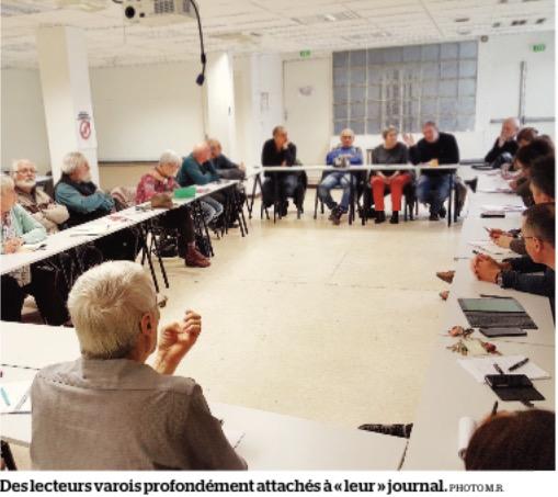 La Marseillaise – Mobilisation générale dans le Var