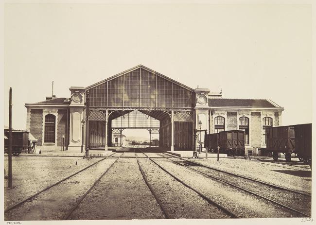Gare de Toulon : Vers une entrée nord ?