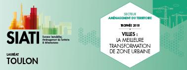 Racontars sur la transformation de zone urbaine