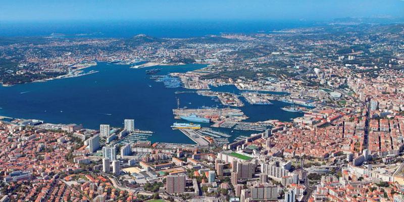 Conférence-débat : Pollution de l'air, quel avenir pour la rade de Toulon ?