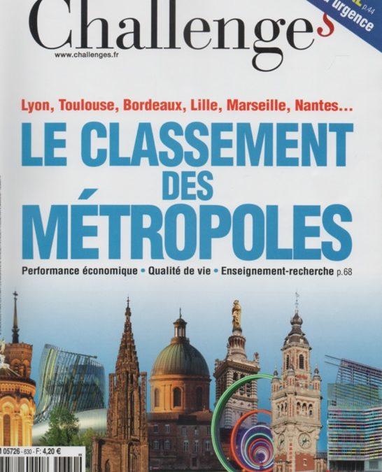 Envie de métropole ?