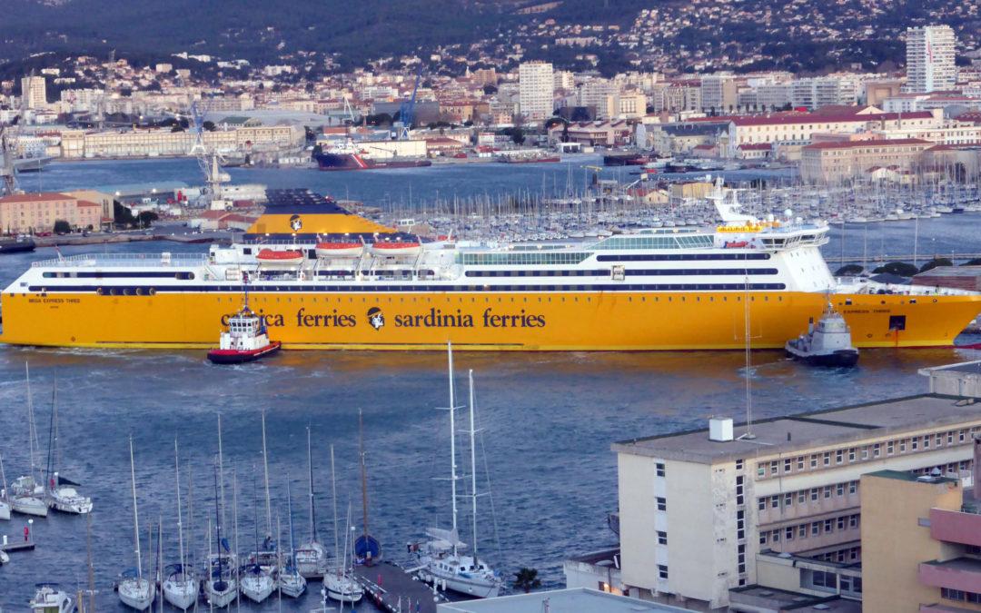 Des quais orientés Est-Ouest à Toulon : une nécessité